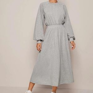 Dresses & Skirts - SweatShirt dress